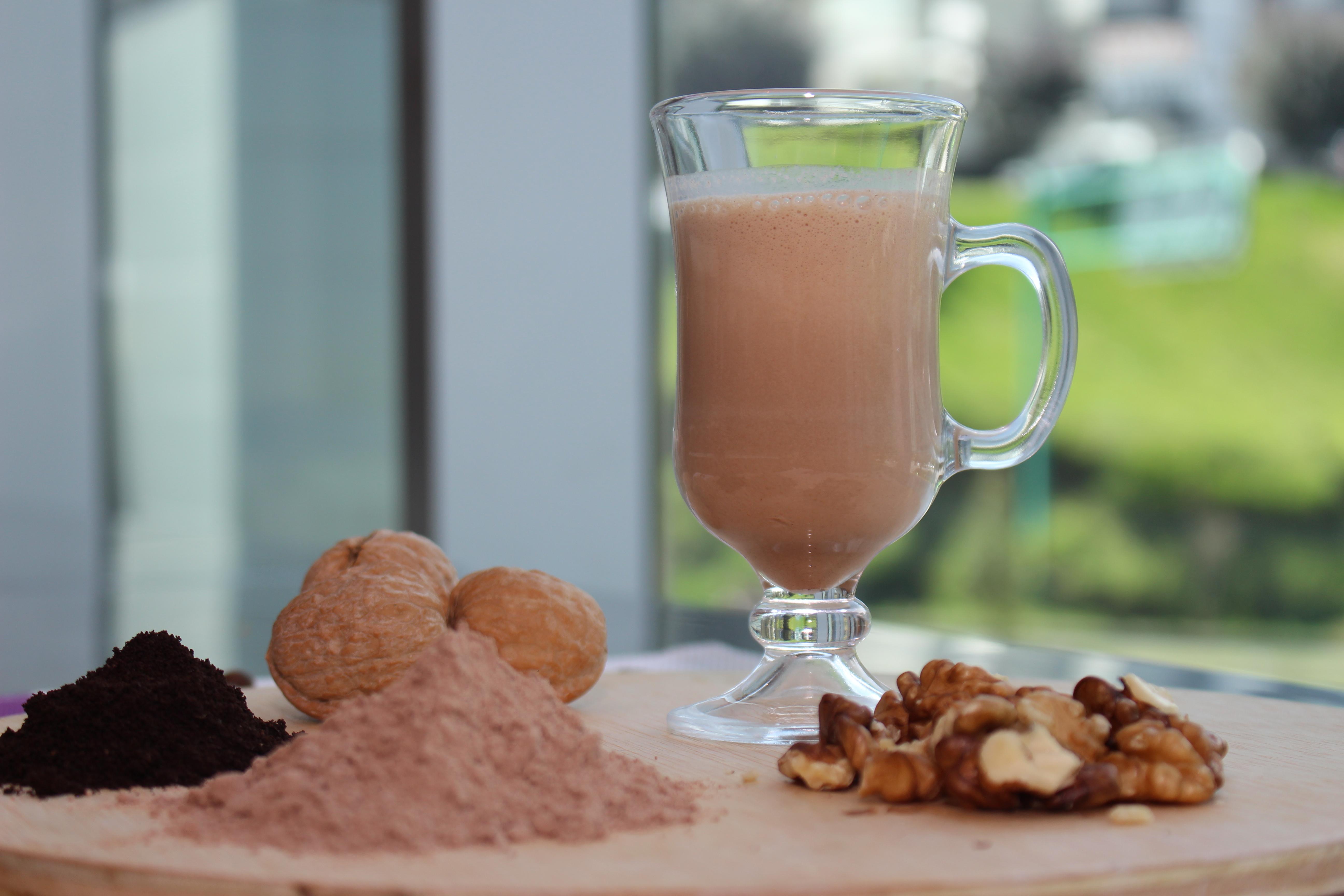 Batido de Chocolate y Café