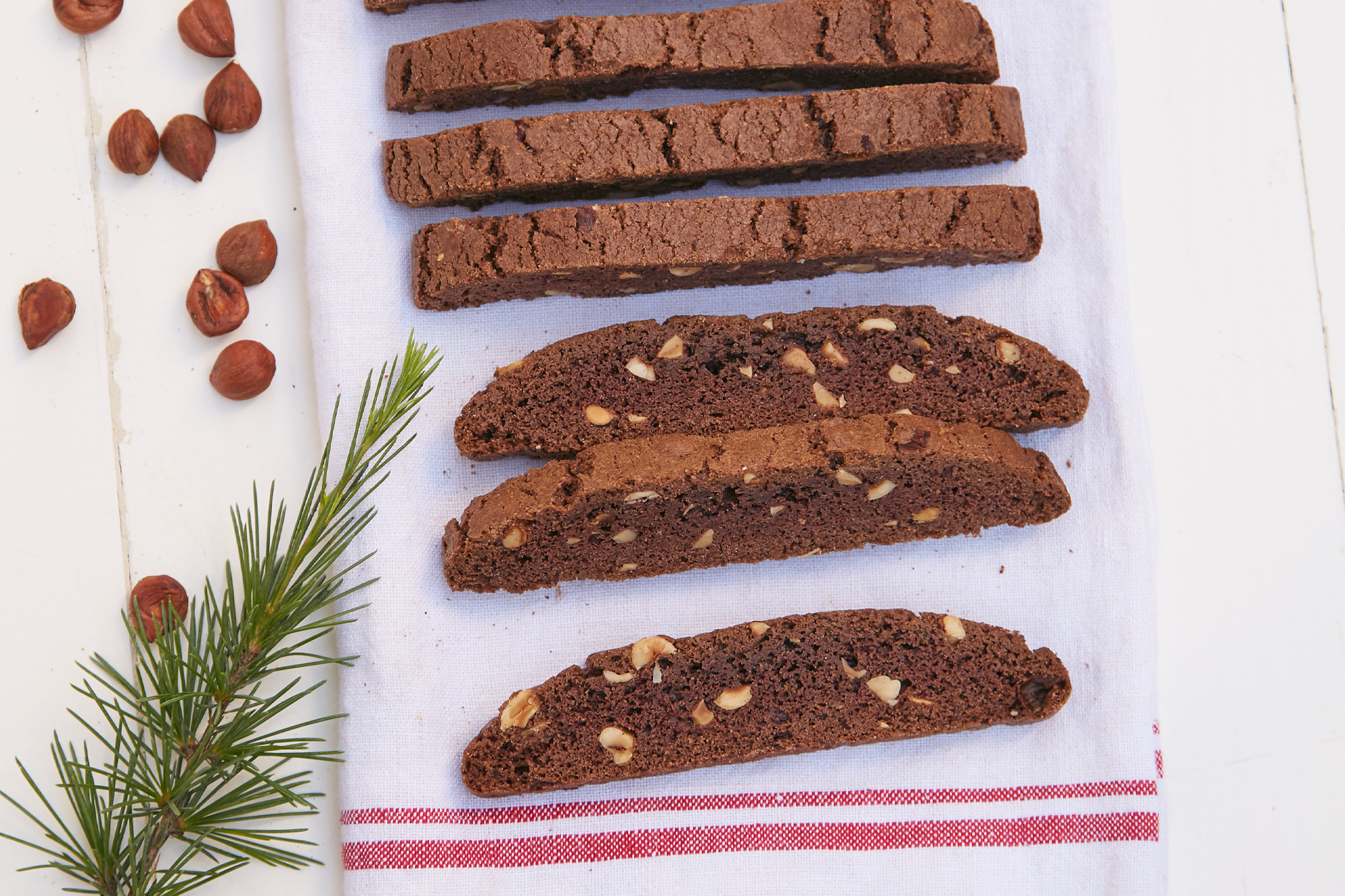 Biscotti de Chocolate
