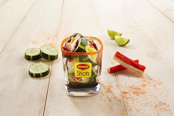 MAGGI® Shots / Pepinazo Shot