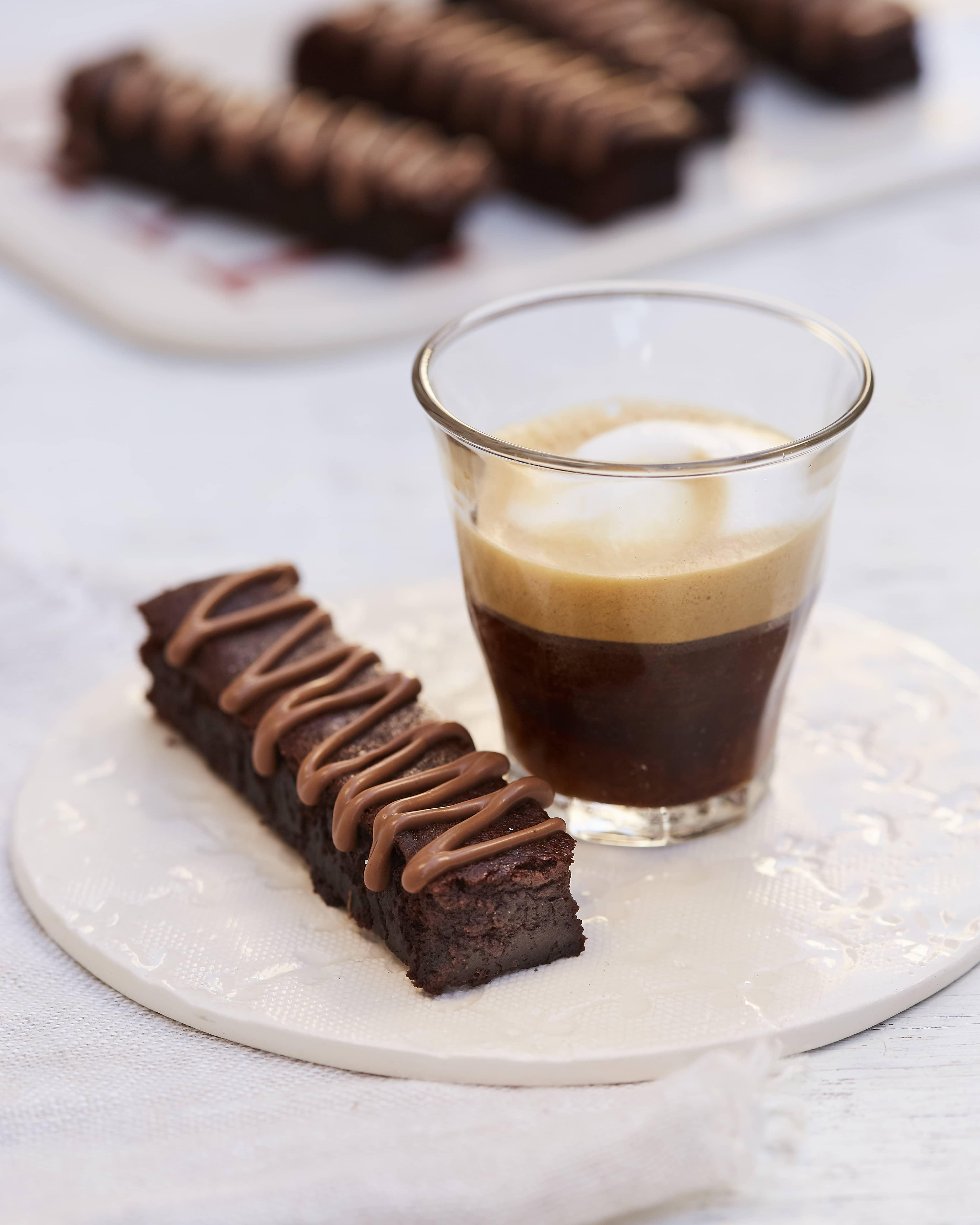 Barritas Brownie