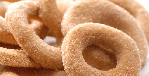 Roscas de canela
