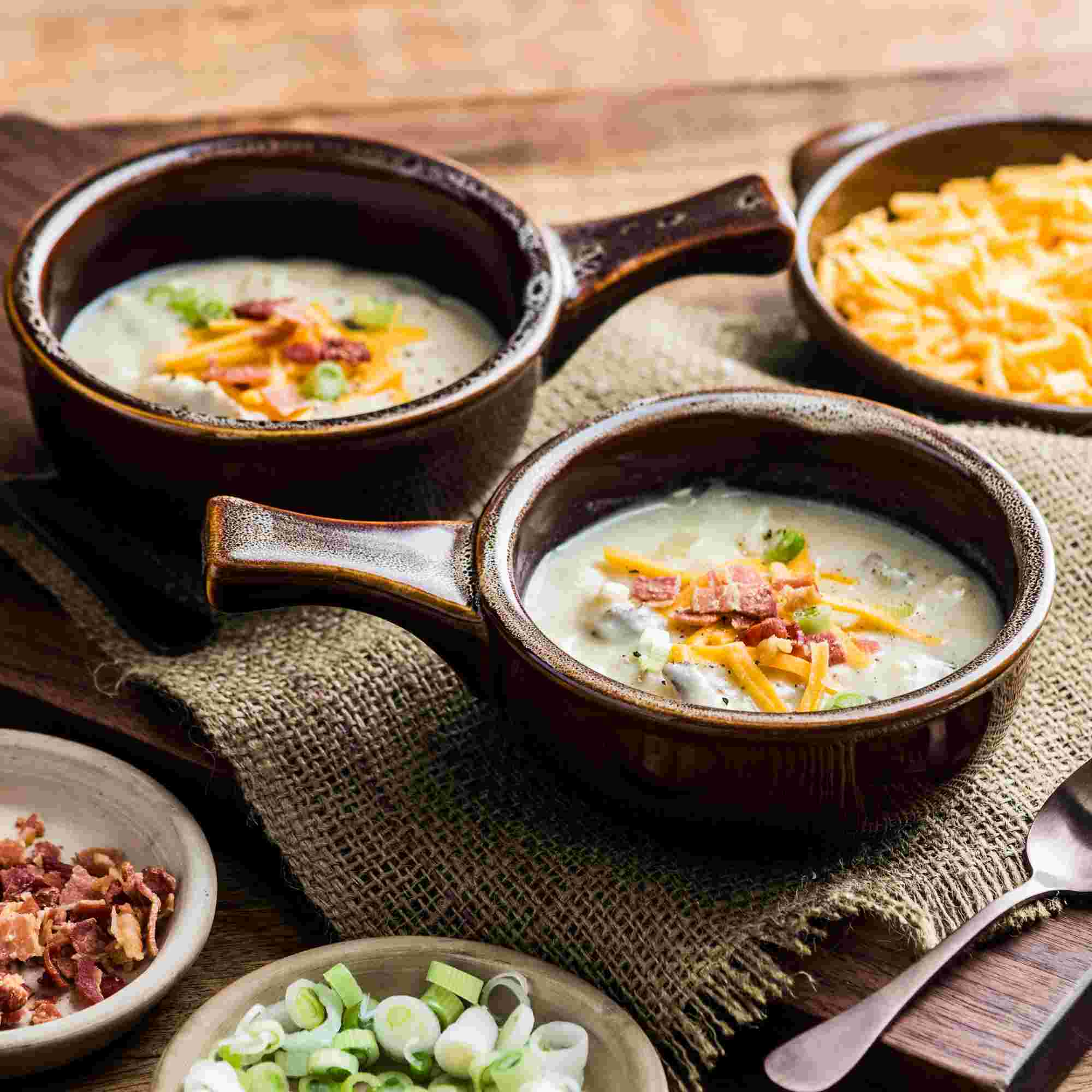 Baked Potato Soup image
