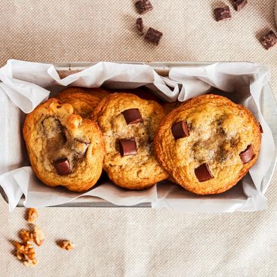 Original Nestle Toll House Chocolate Chunk Cookies