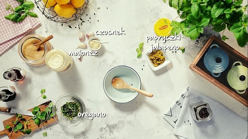 Jalapeno majonez