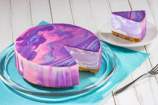 Mirror cosmic cheescake