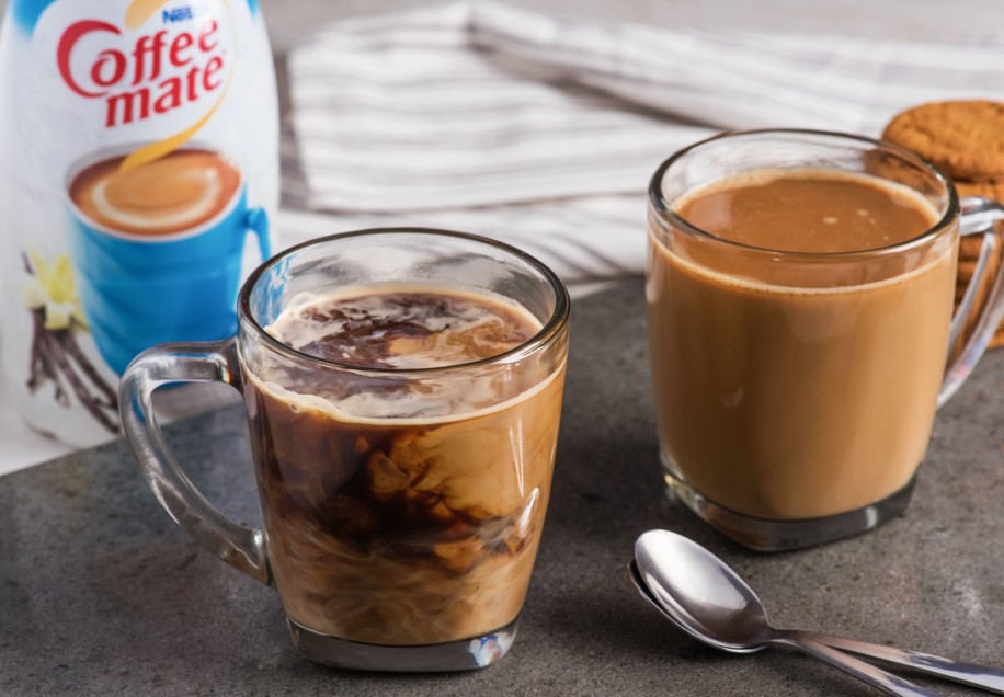 Easy One-Step French Vanilla Coffee