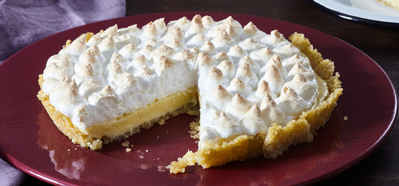 Pie de Limón Gluten Free