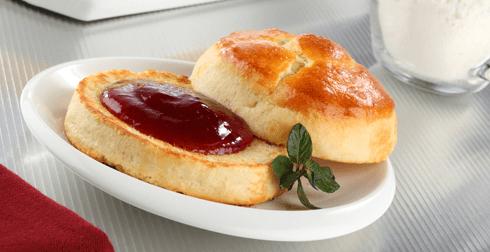 Pasta para bisquets