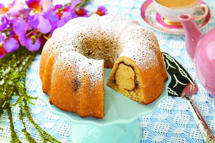 Milo Bundt Cake