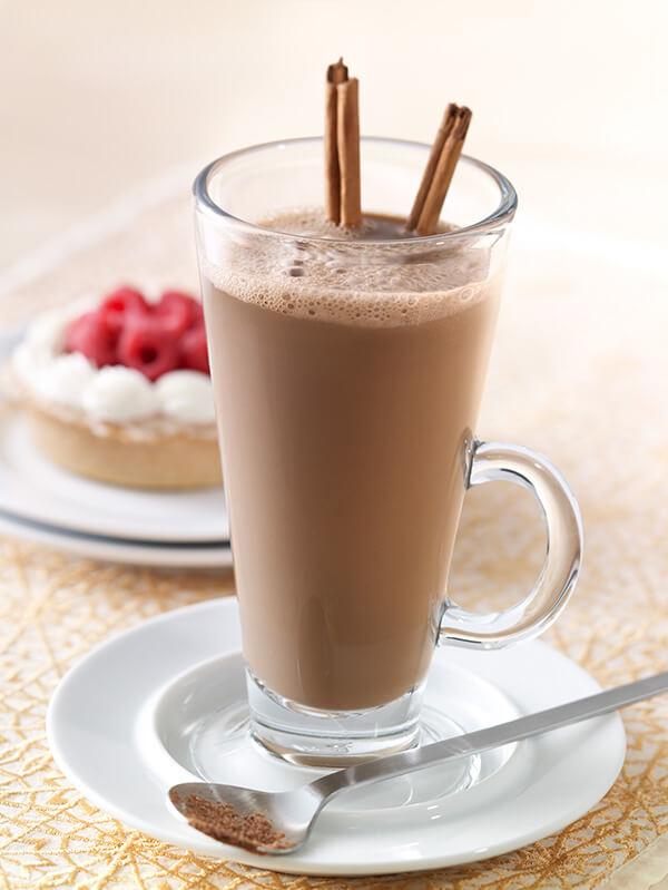 Malteada de chocolate ABUELITA®