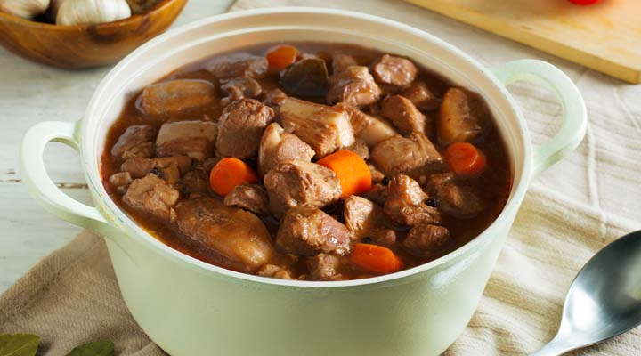 Oriental Pork Estofado