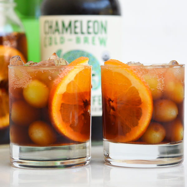 Chameleon Cold-Brew Sangria