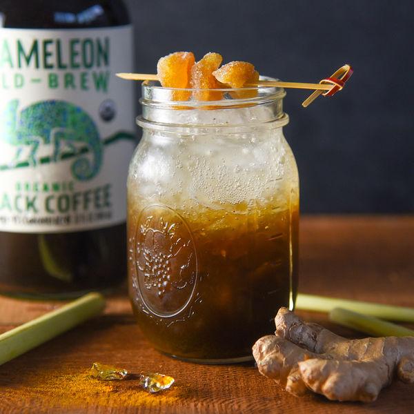 Chameleon Cold-Brew Lemongrass & Ginger Cocktail