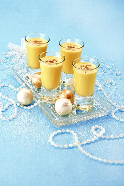 Pina Colada Ponche De Crème