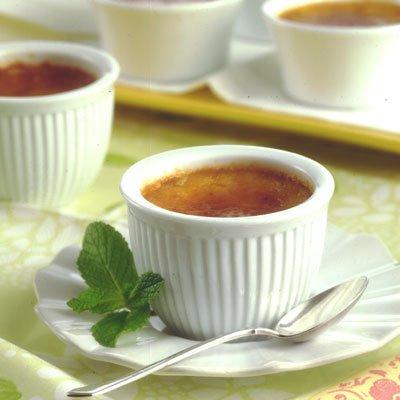Vanilla Caramel Crème Brûlée