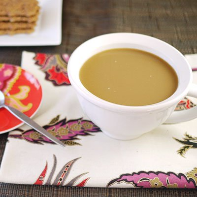 Hazelnut and Coffee Atole