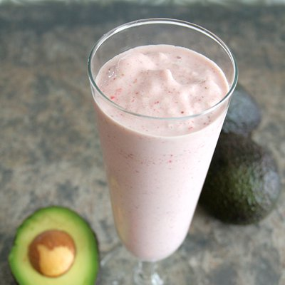 Strawberry Avocado Bliss