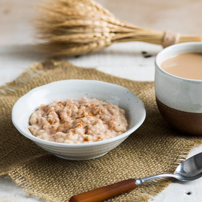 Pumpkin Spice Rice Pudding