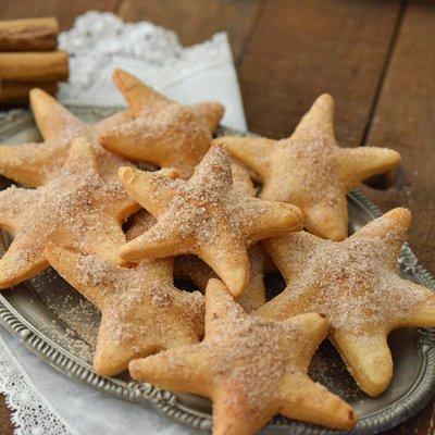 Buñuelos de Estrella