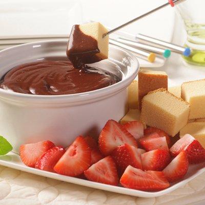 Salsa Rápida de Fudge de Chocolate
