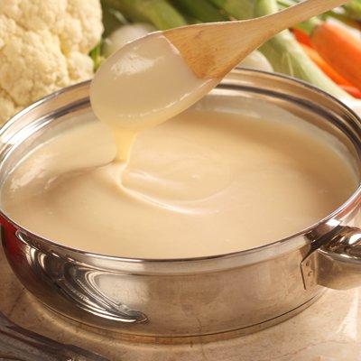 Salsa blanca (bechamel)