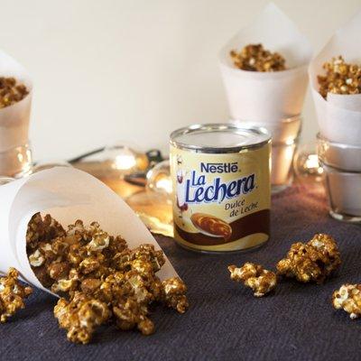 Dulce de Leche Popcorn