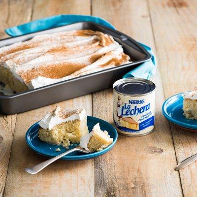 Horchata Sheet Cake