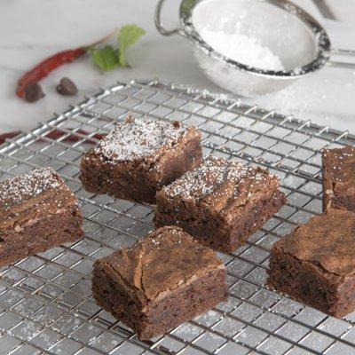 Brownies Picantes con Café