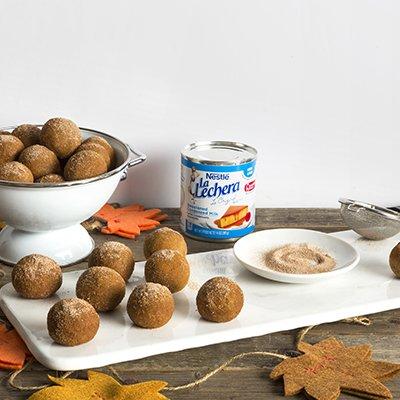 Cinnamon Spice Cake Truffles