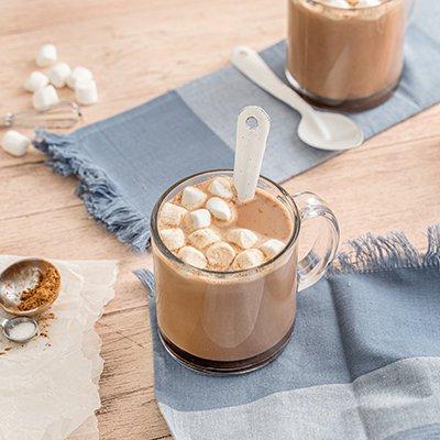 Creamy Coconut Hot Cocoa