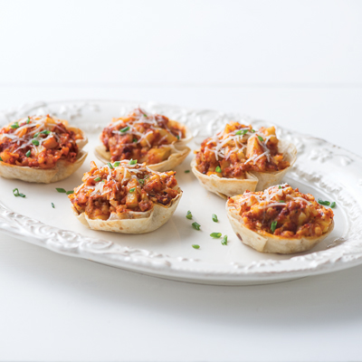 Panecillos de Lasagna