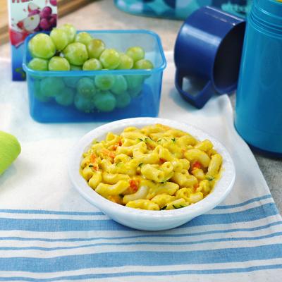 Macaroni & Cheese with Veggies