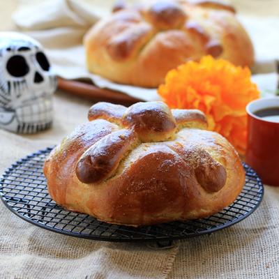 La Lechera Day of the Dead Bread