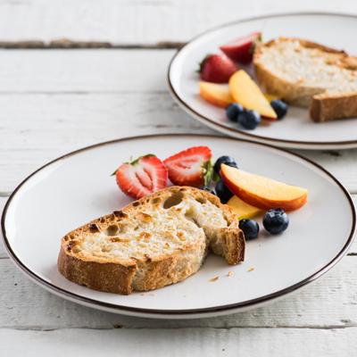 La Lechera Toast
