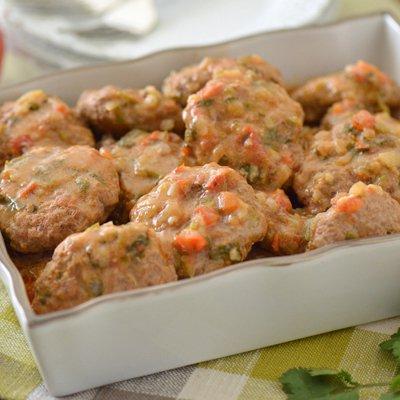 Tortitas Salvadoreñas de Carne