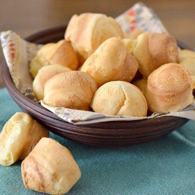 Pão de Queijo: Pan de Queso de Brasileño
