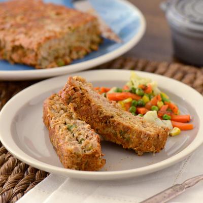Latin Turkey Meatloaf