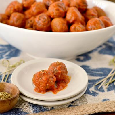 Havanera Meatballs