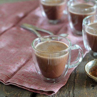 Chocolate Caliente Cremoso