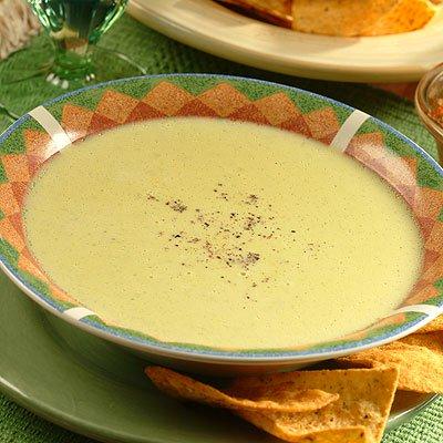 Deliciosa Sopa de Calabacitas