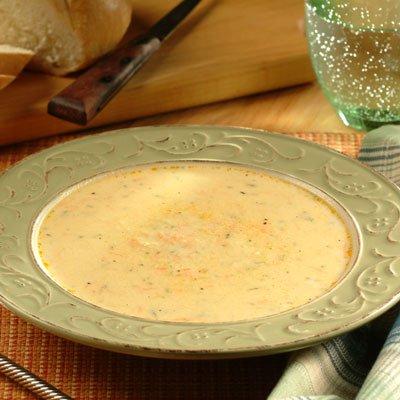 Shredded Soup