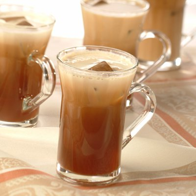 Iced Vanilla Coffee