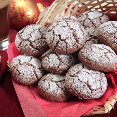 Abuelita Powder Cookies