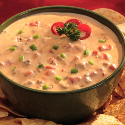 Maggi Beef Dip with Tomatoes