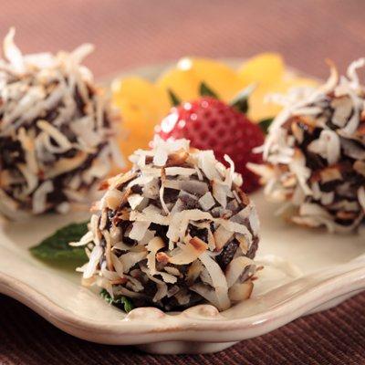 Clásico Coconut Truffles