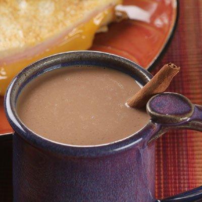 Bebida Caliente de Avena con Chocolate de Olga