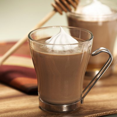 Coffee with Chocolate and Honey