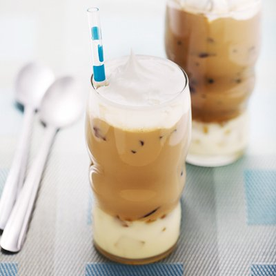 Tres Leches Iced Latte