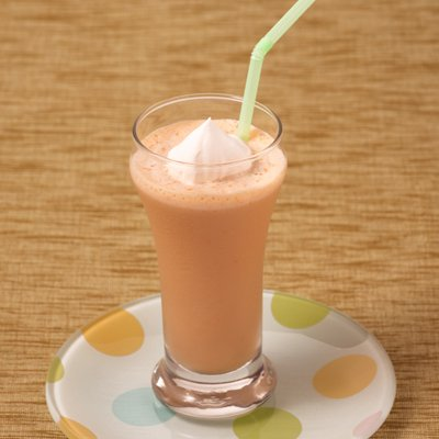 Orange Café Shake