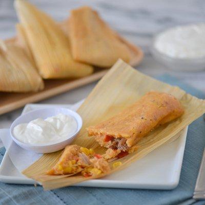 Tamales al Estilo Cubano